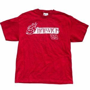 Vintage Nascar Kevin Harvick T-Shirt Men's Medium